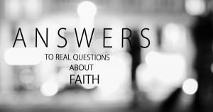 ANSWERS - Truth and Song
