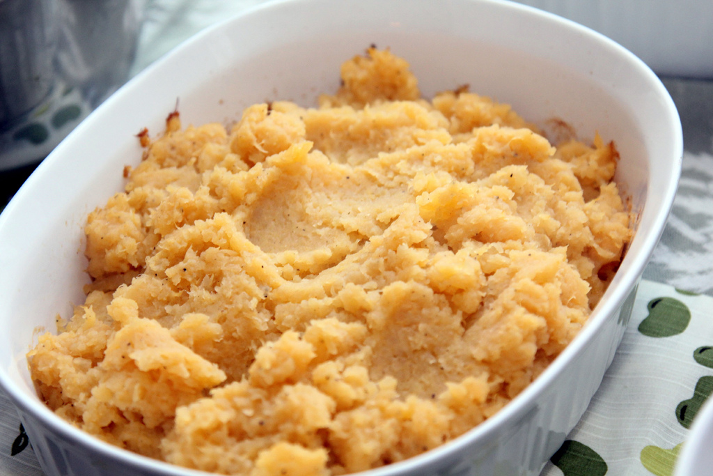 ... Eating: Best Ever Mashed Sweet Potatoes with Honey - Truth and Song