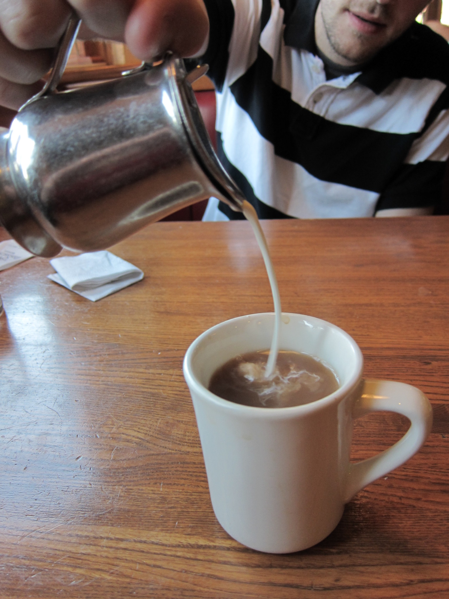 Clean Eating Homemade Coffee Creamer - truthandsong.com
